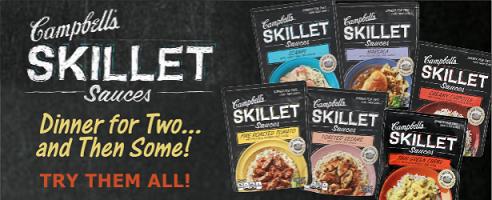 Campbells-Skillet-Sauces
